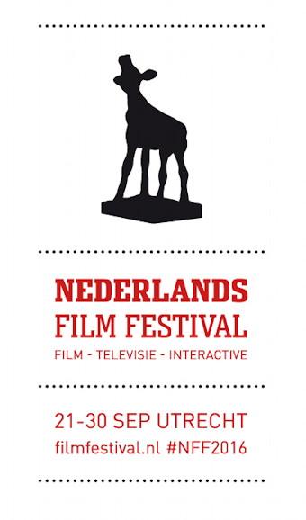 Logo Nederlands Film Festival 2016