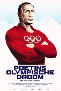 affiche Poetins olympische droom